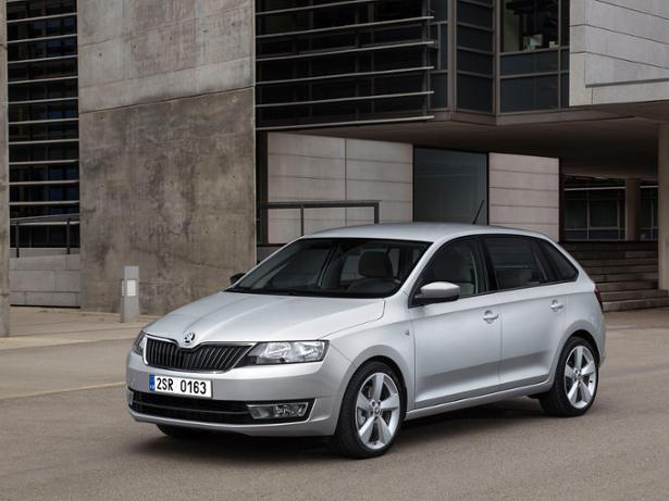 Skoda Rapid Spaceback 2013 New Used Car Review Which