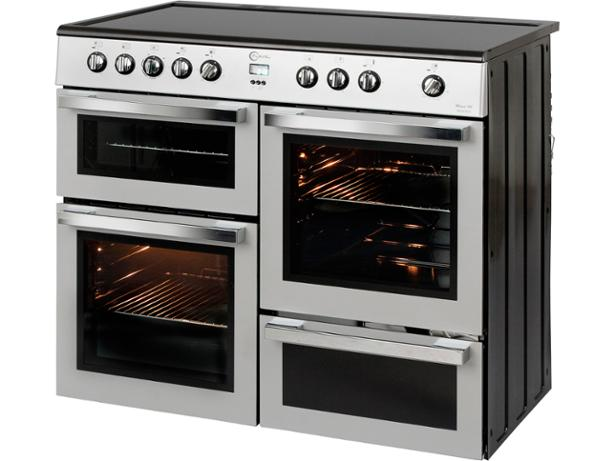 flavel milano mln10crs range cooker review which. Black Bedroom Furniture Sets. Home Design Ideas