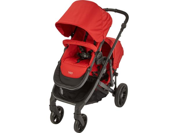 Britax B Ready Double Pushchair Review Which