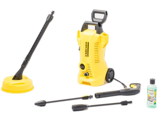 karcher k2 full control home pressure washer review which. Black Bedroom Furniture Sets. Home Design Ideas