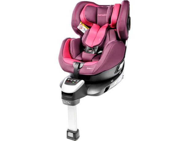 Recaro Zero1 Child Car Seat Review