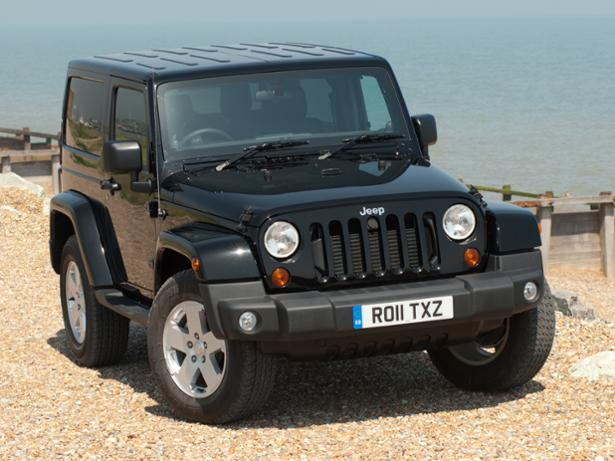 Jeep Wrangler (2007 ) Review