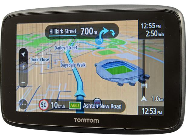 tomtom go professional 520 sat nav review which. Black Bedroom Furniture Sets. Home Design Ideas
