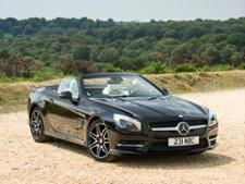 Mercedes-Benz SL (2012-)