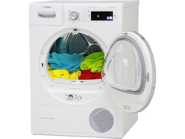 Bosch Wtw87560gb White Tumble Dryer Review Which