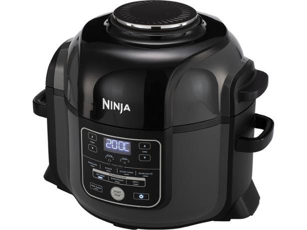 Ninja Foodi Multi Cooker Op300uk Air Fryer Review Which