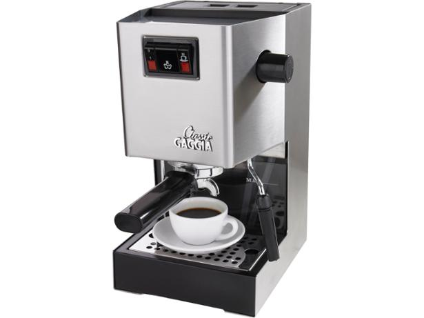 gaggia classic coffee machine review which. Black Bedroom Furniture Sets. Home Design Ideas
