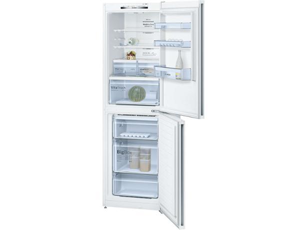 Bosch KGN34VW35G fridge freezer review - Which?