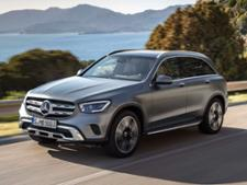 Mercedes-Benz GLC (2015-)