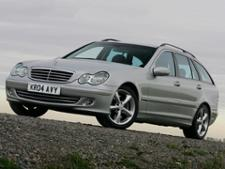 Mercedes-Benz C-Class Estate (2000-2007)