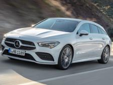 Mercedes-Benz CLA Shooting Brake (2019-)