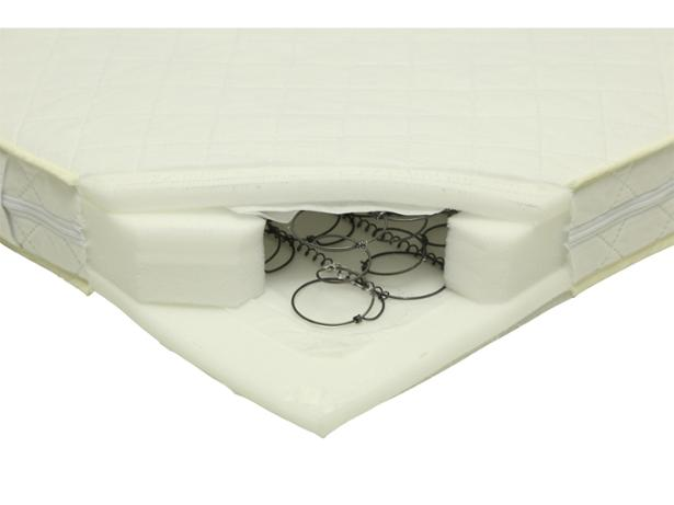 low priced 2bf2e a456c Babystyle Dream Sprung Cot Mattress cot mattress review - Which?