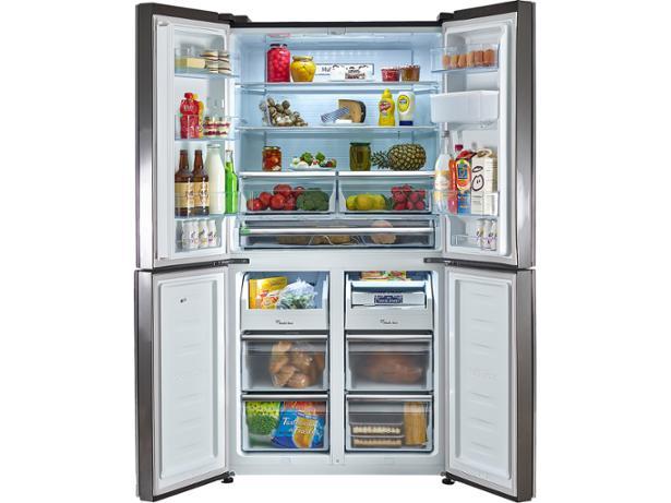 Hisense RQ689N4WF1 fridge freezer review - Which?