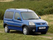 Peugeot Partner Combi (2001-2008)