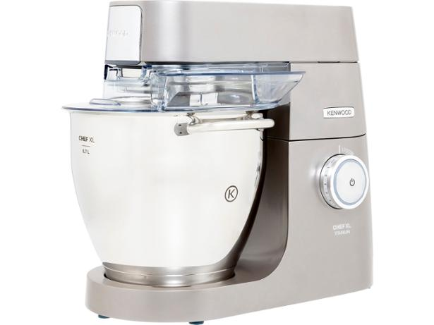 Kenwood Xl Kvl8300s Chef Titanium Stand Mixer