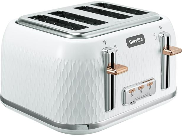 Breville Curve Vtt787 Toaster Review Which