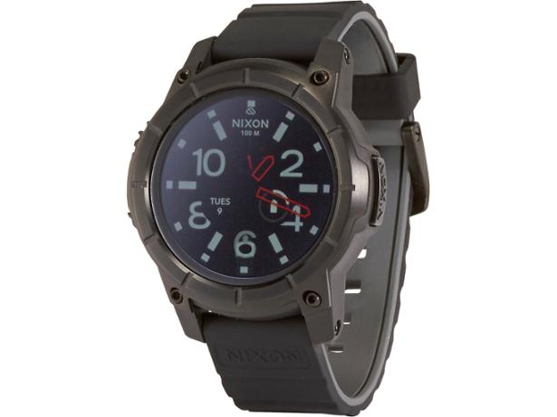 380f47d0aae Nixon Mission smartwatch review - Which