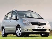Toyota Corolla Verso (2002-2004)