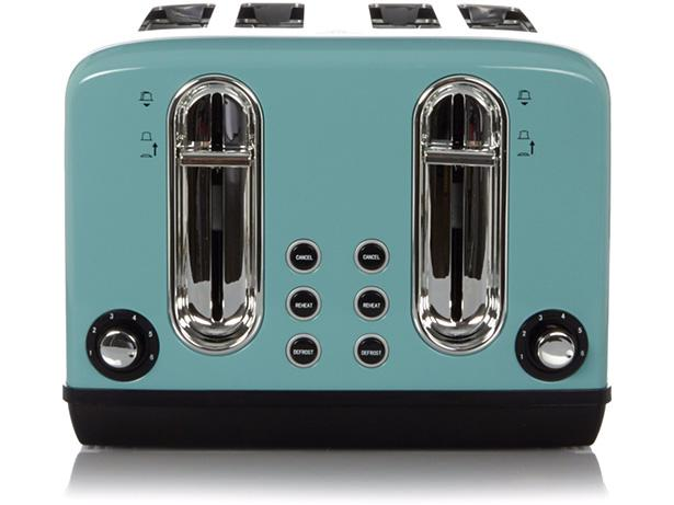 Asda George Home GST401BL-16 toaster review - Which?