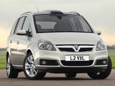 Vauxhall Zafira (2005-2014)