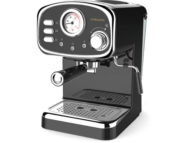 Cookworks 8477958 Coffee Machine Review Which