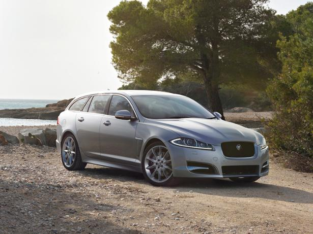 Jaguar XF Sportbrake (2008 2015) Review
