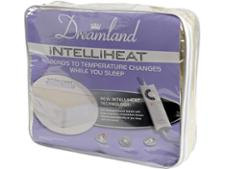 Dreamland Intelliheat Fleecy Heated Underblanket
