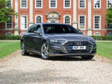 Audi A8 (2018-)