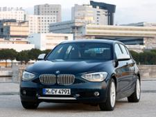 BMW 1 Series (2011-)