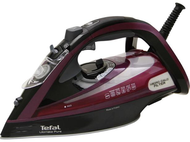 Tefal Ultimate Pure Fv9830 Steam Iron Review Which