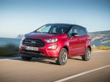 Ford Ecosport (2018 facelift)