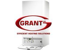 Grant Vortex Boiler House 58-70 (red cased)