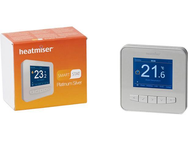 Heatmiser WiFi thermostat – Gone Digital