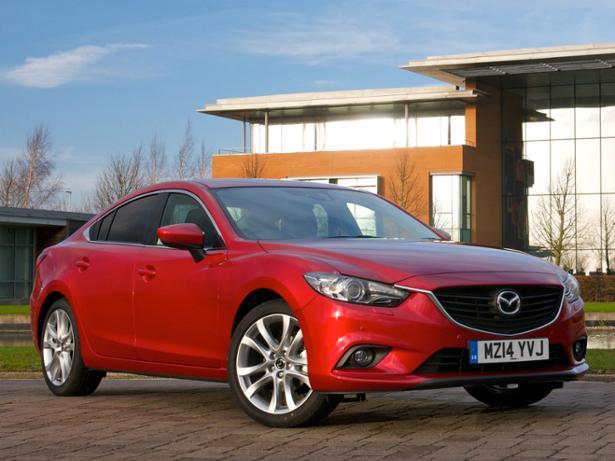 Mazda 6 (2013 ) Review