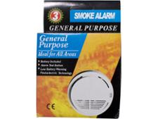 Unbranded SS-168 / General Purpose smoke alarm