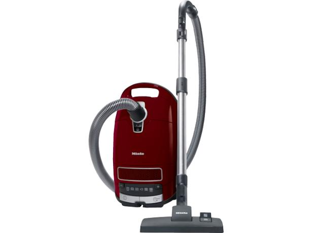 Miele Complete C3 Pure Red Powerline front view