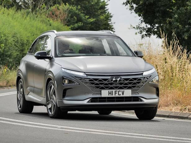 Hyundai Nexo (2018-)