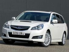 Subaru Legacy (2009-2013)