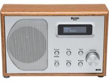 Bush DAB Wooden Radio, DAB-1207 (743/4356)