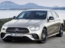 Mercedes-Benz E-Class Plug-in Hybrid (2019-)