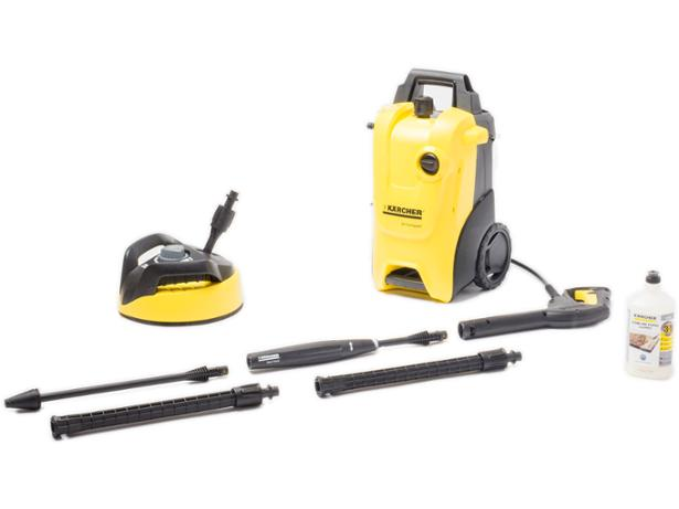 Karcher K4 Compact Water-Cooled Pressure Washer