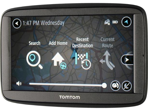 tomtom via 52 sat nav review which. Black Bedroom Furniture Sets. Home Design Ideas