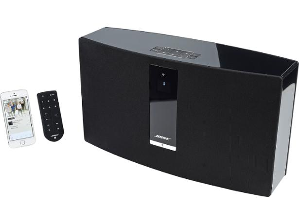 bose soundtouch 30 series iii wireless bluetooth speaker. Black Bedroom Furniture Sets. Home Design Ideas