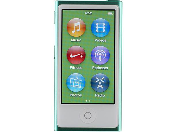 apple ipod nano 7th generation 16gb mp3 player review which. Black Bedroom Furniture Sets. Home Design Ideas