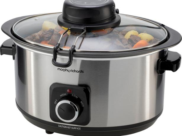 Morphy Richards 461010 Sear Stew and Stir front view