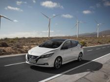 Nissan Leaf (2018-)