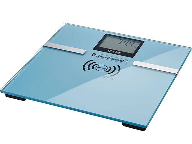 Lidl Sanitas Sbf 70 Bluetooth Diagnostic Scale Bathroom Scale Review Which