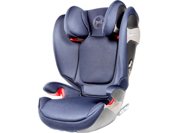 Cybex Pallas S Fix Child Car Seat Review Which