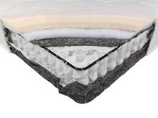Snuggle Beds Pocket Memory Ortho 1000