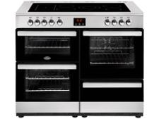 Belling Cookcentre 110E Stainless steel